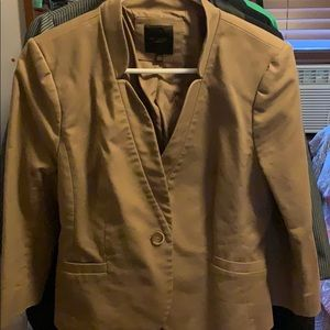 Blazer from the Limited